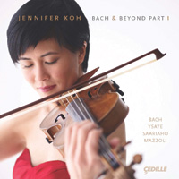 Jennifer Koh's Bach & Beyond Part 1